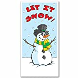Let-It-Snow-Winter-Door-Cover-Decorations-Pkg-1
