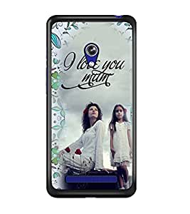 PrintDhaba Quote D-4166 Back Case Cover for ASUS ZENFONE 5 A501CG (Multi-Coloured)