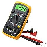 Etekcity Digital LCD Voltmeter Ammeter Ohmmeter Multimeter Volt AC DC Tester Meter