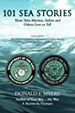 img - for 101 SEA STORIES: Those Tales Marines, Sailors and Others Love to Tell book / textbook / text book
