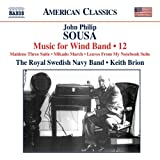 Sousa: Music For Wind Band