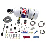 Nitrous Express 20923-00 35-75 HP Sport Compact EFI Single Nozzle System