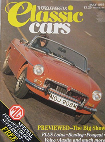 thoroughbred-classic-cars-magazine-05-1986-featuring-lotus-rochdale-panhard-bentley-hispano-suiza