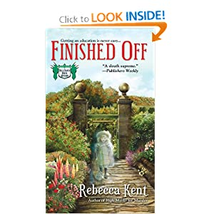 Finished Off (Berkley Prime Crime Mysteries) Rebecca Kent