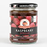 Meridian Natural Raspberry Fruit Spread 284g