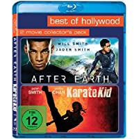 After Earth/Karate Kid -