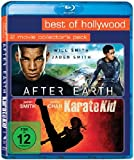 After Earth/Karate Kid - Best of Hollywood/2 Movie Collector's Pack [Blu-ray]