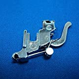 Tinksky Durable Sewing Machine Snap On Low Shank Presser Foot Holder for Brother /Singer /Janome /Toyota