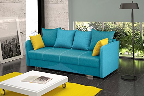 Astonishing Best Offer Iga Sofa Bed Brand New Modern Design Cyan Alphanode Cool Chair Designs And Ideas Alphanodeonline