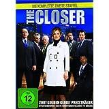"""The Closer - Die komplette zweite Staffel [4 DVDs]von """"Kyra Sedgwick"""""""