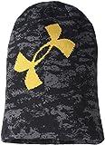 (アンダーアーマー)UNDER ARMOUR ビーニー UAベースボールIII ABB3598 ブラック ONESIZE