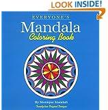 Everyone's Mandala Coloring Book (Volume 1)