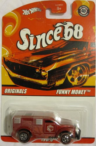 Hot Wheels Since 68 Funny Money