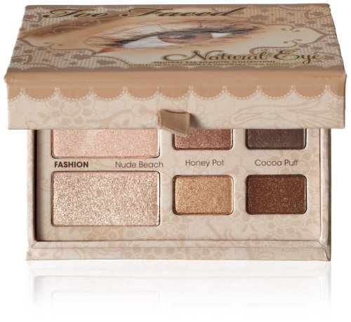 Too Faced Cosmetics, Natural Eye, Neutral Eye