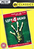 オブ・ザ・イヤー4 Deadのゲーム版PC DVD(EAクラシックス)左  Left 4 Dead Game Of The Year Edition PC DVD (EA Classics)