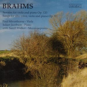 Brahms Songs