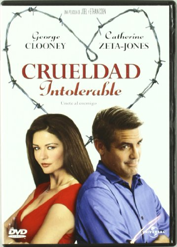 Crueldad Intolerable (Dvd Import) (European Format - Region 2)