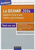 Le DEAMP - Diplôme d'Etat d'aide médico-psychologique - 2014 - Tout-en-un - 5e éd