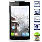 Pre-sales Cubot X6 MTK6592 Octa Core 1.7GHz Phone 5.0 inch IPS 1280x720p OGS Screen 1GB RAM 16GB ROM Android 4.2 Smartphone White