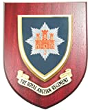 Royal Anglian Regiment Wall / Mess Plaque