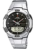 Casio WVA-105HDE-1AVER   Men's Wave Ceptor Radio Controlled Watch