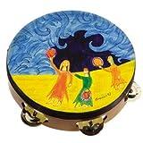 YAIR EMANUEL Tambourine - Miriam and the Drum TM-4