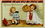 Halloween Fun Kids Arts and Craft Ideas