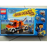 Lego - City - Super Pack 4 in 1 - 66345