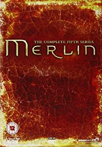 Merlin Complete BBC Series 5 [DVD]
