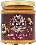 Biona Organic Cashew Nut Butter 170 g (Pack of 3)