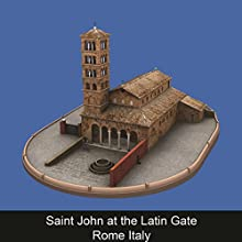 Saint John at the Latin Gate Rome Italy (ENG) Audiobook by Paola Stirati Narrated by Karolina Starin