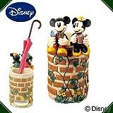 【Disneyディズニー】傘立て(ミッキー&ミニー)SD0331