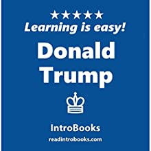 Donald Trump Audiobook by  IntroBooks Narrated by Andrea Giordani