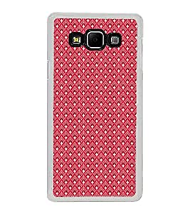 Colourful Pattern 2D Hard Polycarbonate Designer Back Case Cover for Samsung Galaxy A8 (2015 Old Model) :: Samsung Galaxy A8 Duos :: Samsung Galaxy A8 A800F A800Y