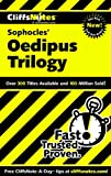 img - for CliffsNotes on Sophocles' Oedipus Trilogy (Cliffsnotes Literature Guides) book / textbook / text book