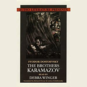 The Brothers Karamazov | [Fyodor Dostoevsky (translated by Richard Pevear, Larissa Volokhonsky)]