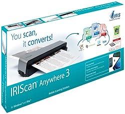 IRIS IRISCan Anywhere 3 - Escáner de documentos