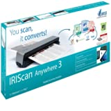Scanner IRIS IRISCAN ANYWHERE3 NOIR