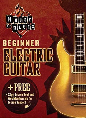 House Of Blues Beginner - Electric Guitar [Instant Access]