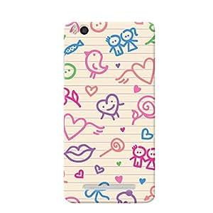 Garmor Designer Silicone Back Cover For Xiaomi Mi 5