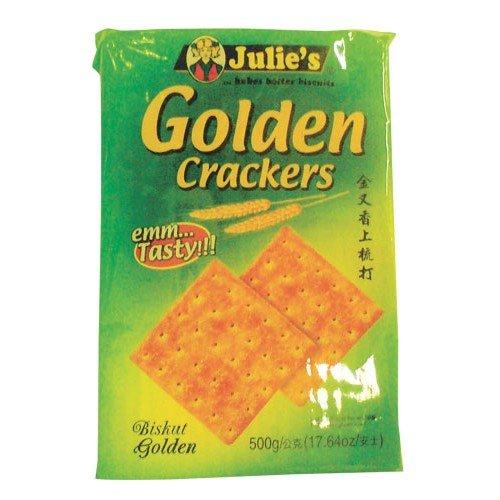 Amazon.com : Cracker snacks Julies golden 340g (Pack of 2