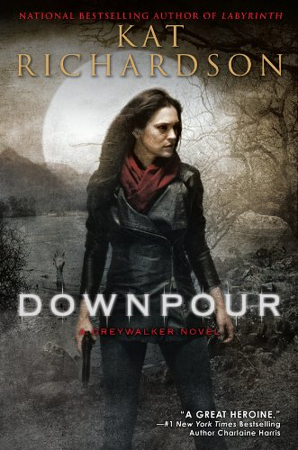 Downpour: A Greywalker Novel