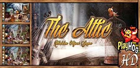 The Attic - Hidden Object Game [Download]