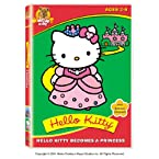 Hello Kitty Becomes A Princess DVD