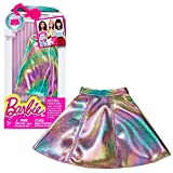Barbie - Tendencia de la Moda para la Ropa de la Muñeca Barbie - Skirt in Metallic