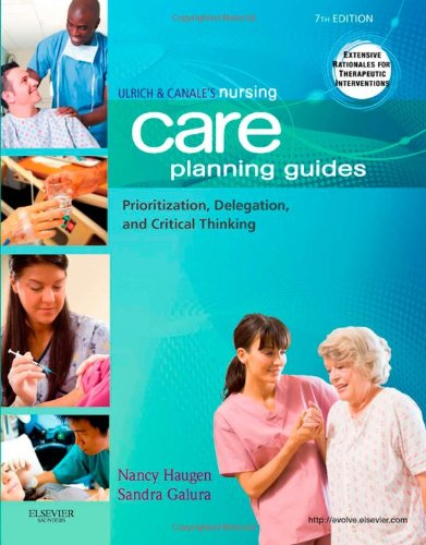 Ulrich & Canale's Nursing Care Planning Guides:...