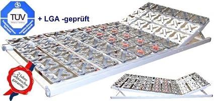 Lattenroste - Accesorio de colchón, 90 cm x 200 cm