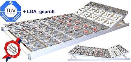Lattenroste - Accesorio de colchón, 100 cm x 200 cm