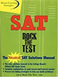 img - for The New SAT Solutions Manual to the College Board's Official Study Guide book / textbook / text book