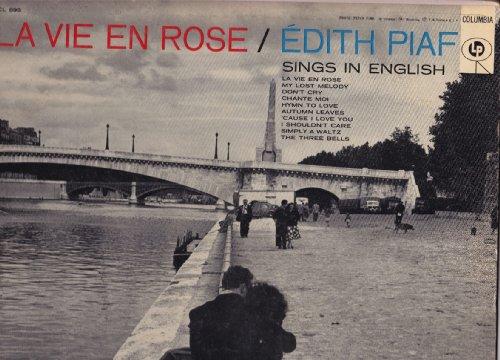 LaVie En Rose / Edith Piaf Sings In English